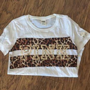 PINK Leopard TShirt